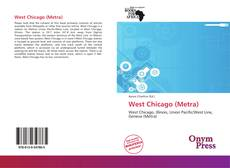 Bookcover of West Chicago (Metra)