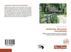 Обложка Jordanów, Masovian Voivodeship