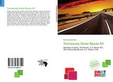 Bookcover of Tennessee State Route 45
