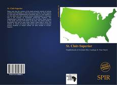 Bookcover of St. Clair-Superior