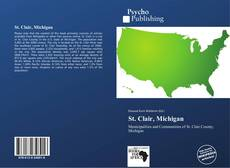 Bookcover of St. Clair, Michigan