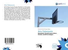 Обложка Aris Tatarounis