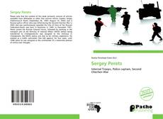 Bookcover of Sergey Perets
