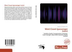 Buchcover von West Coast (passenger train)
