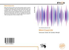 West Coast Air kitap kapağı