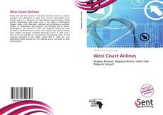 Bookcover of West Coast Airlines