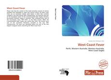West Coast Fever的封面
