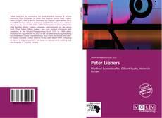 Capa do livro de Peter Liebers