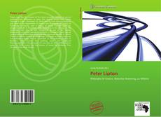 Bookcover of Peter Lipton