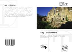 Łęg Probostwo kitap kapağı