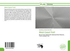 Buchcover von West Coast Trail