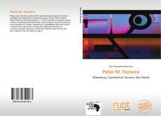 Buchcover von Peter M. Ferreira