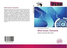 Обложка West Coast, Tasmania