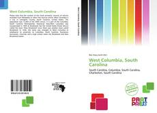 Bookcover of West Columbia, South Carolina