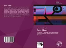 Buchcover von Peter Maher