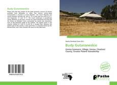 Bookcover of Budy Gutarzewskie