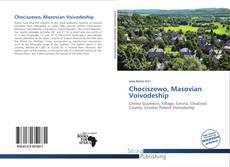 Portada del libro de Chociszewo, Masovian Voivodeship