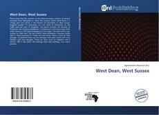 Capa do livro de West Dean, West Sussex