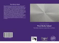 Portada del libro de West Derby School