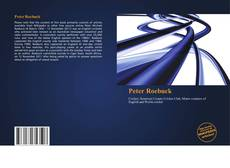 Bookcover of Peter Roebuck
