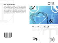 Bookcover of West Ecclesfield