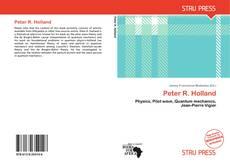 Buchcover von Peter R. Holland