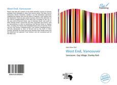 West End, Vancouver kitap kapağı