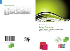 Peter Pouncey kitap kapağı
