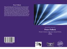 Peter Pollock kitap kapağı
