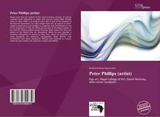 Bookcover of Peter Phillips (artist)