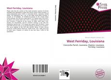 Bookcover of West Ferriday, Louisiana