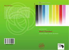 Bookcover of West Flanders