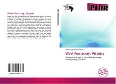 West Footscray, Victoria kitap kapağı