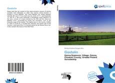 Borítókép a  Gostolin - hoz