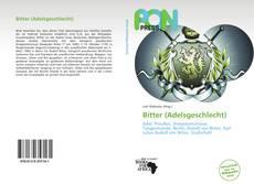 Bookcover of Bitter (Adelsgeschlecht)