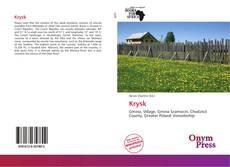 Bookcover of Krysk