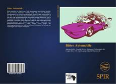 Обложка Bitter Automobile