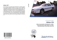 Bookcover of Bitter CD