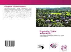 Buchcover von Bogdanów, Opole Voivodeship