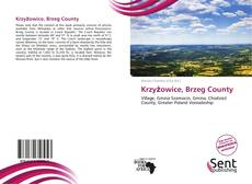 Bookcover of Krzyżowice, Brzeg County