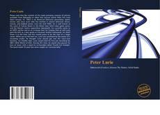 Peter Lurie kitap kapağı