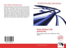 Couverture de Peter Mahon (UK politician)