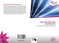 Bookcover of Peter Marshall (UK broadcaster)