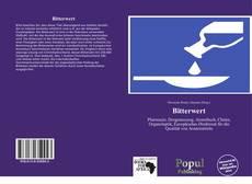 Buchcover von Bitterwert