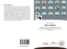 Capa do livro de Bitwertigkeit