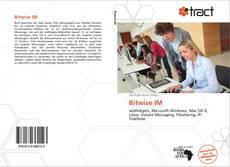 Buchcover von Bitwise IM