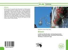 Couverture de Bitzen