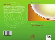 Bookcover of 7403 Choustník