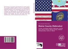 Blaine County (Nebraska)的封面