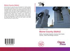 Bookcover of Blaine County (Idaho)